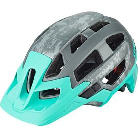 UVEX Finale 2.0 Casco, grey/lightblue